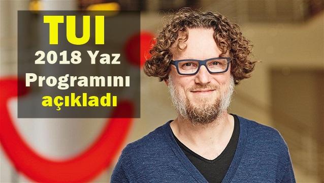 TUI Almanya CEO'sundan Türkiye'yi umutlandıran açıklama