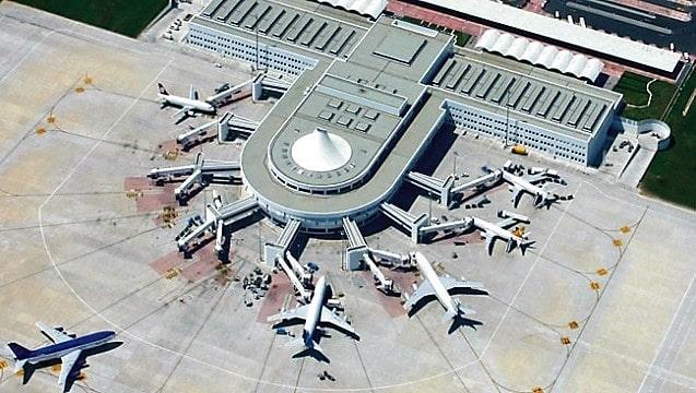 Turizm bölgelerindeki havalimanı rakamları umut verdi