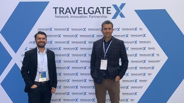 Türkiye'den Paximum Travelgate X'in onur konuğu oldu