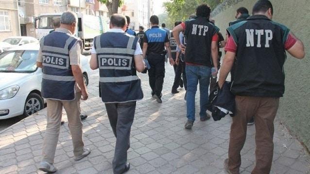Türkiye genelinde günlük kiralık evlere operasyon yapıldı