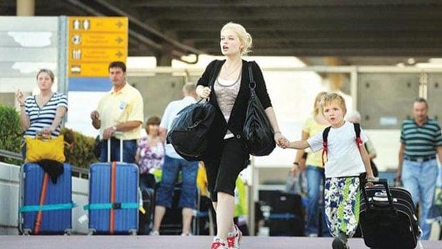 Türkiye'ye büyük turist göçü başlıyor, işte uçuş programları!