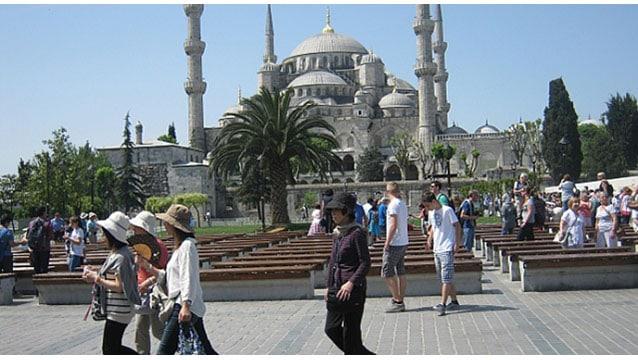 Türkiye'ye Kuzey Kore'den kaç turist geldi?