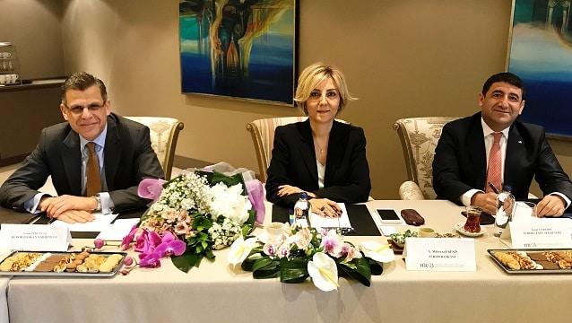 TÜROB Başkanı Müberra Eresin'den gündeme dair önemli açıklamalar...
