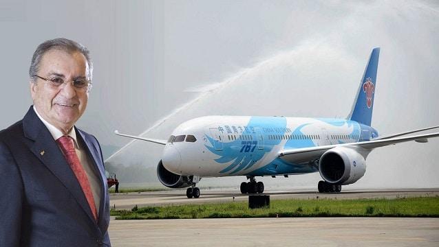 TÜROB'un girişimleri sonuç verdi... Çin'in en büyüğü China Southern İstanbul'a uçacak