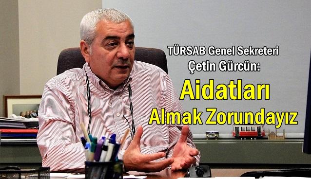 TÜRSAB 2017'de aidat alacak mı? Çetin Gürcün cevapladı...