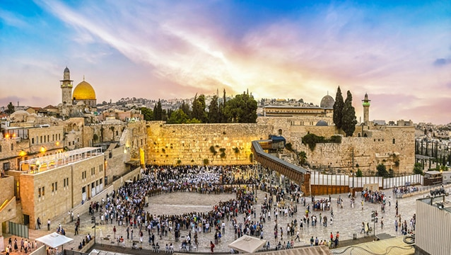 TÜRSAB, Kudüs gezileri için adım atıyor