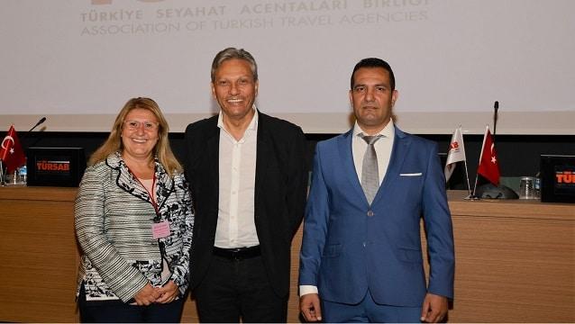 TÜRSAB Şişli YTK'nın başkanlığını Aylin Güneşli kazandı