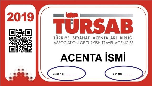 TÜRSAB'tan yeni plakalarla ilgili önemli duyuru