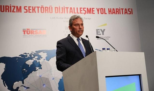 TÜRSAB turizmin dijital yol haritasını açıkladı
