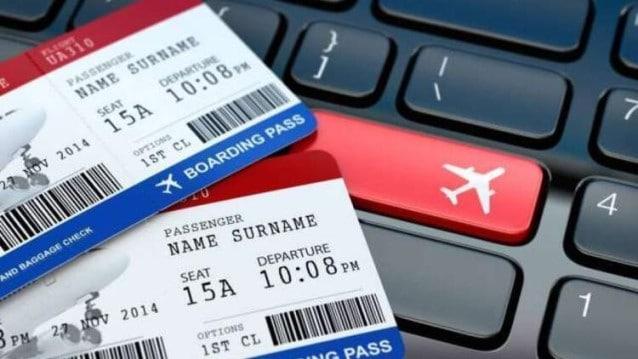 Uçak bileti satışlarında büyük düşüş!