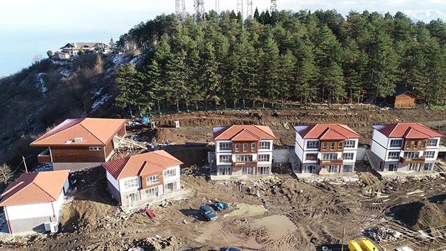 Villa tipi otellerle turizm canlanacak!