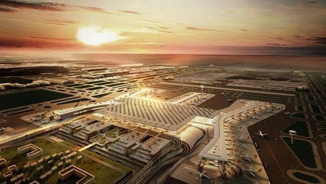 'Bazı şirketler yeni havalimanında yer almaktan vazgeçti'