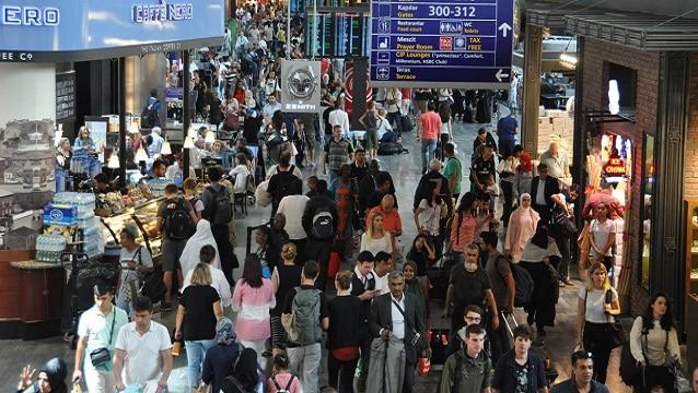 Yılbaşında 450 bin kişi tatile çıktı... En çok hangi destinasyonlar tercih edildi?