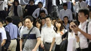 10 günlük tatil Japonları korkuttu!