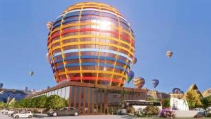 100 milyon dolara İstanbul ve Kapadokyada iki otel yapıyor