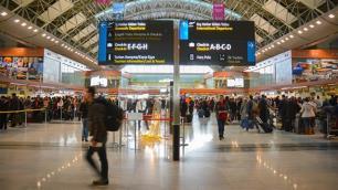 İç hatlarda yolcu sayısı ne kadar azaldı?