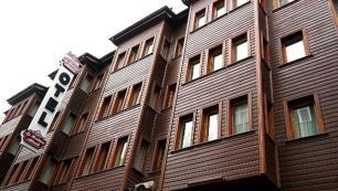17 odalı butik otel açıldı