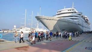 2022de Türkiyeye kaç kruvaziyer gemi gelecek?