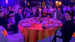 250 acentayı Antalyadaki otelinde ağırladı