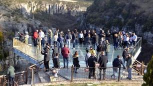 300 acentacı TÜRSAB keşif gezisinde buluştu