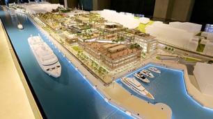 300 milyon euroluk otelin önünü gemi kapatmayacak