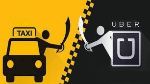 4 bin taksi UBER'e çalışıyor, 12 bin minibüs boşta kaldı