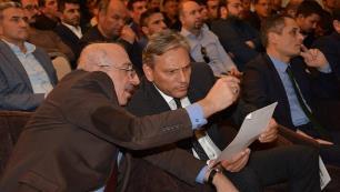 Antalyada 500 acentanın katılımıyla U-ETDS toplantısı