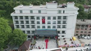 70 kişinin çalışacağı 35 milyon liralık otel açıldı