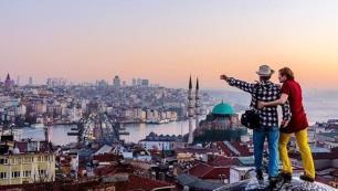 8 ayda İstanbul en çok hangi ülkeden ziyaretçi aldı?