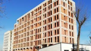 8 katlı otel inşaatının içler acısı hali!
