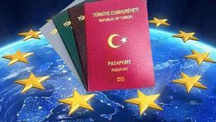 AB'den Türkiye'ye vize kararı!