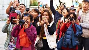 ABDye giden Çinli turistlerin sayısı 16 yıldan bu yana ilk kez düştü