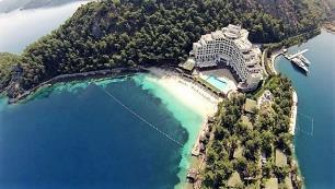 Abramoviç'in satın almak istediği otel internetten satışta