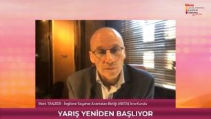 ABTA Başkanından temkinli sözler: Türkiye'nin kendisini hazırlaması gerekiyor
