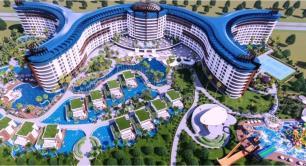 Adil Üstündağın tartışmalı otel projesi!