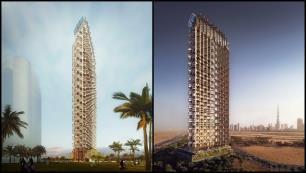 AE Arma - Elektropanç, Dubai'de bir otel projesine daha imza atıyor