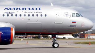 Aeroflot Antalyaya gelemedi