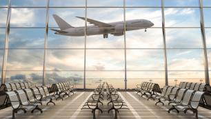 Ağustosta hava yoluyla 9.5 milyon yolcu taşındı