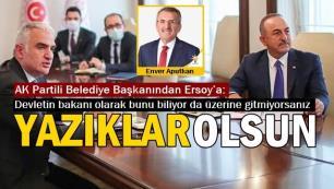 AK Partili belediye başkanından Bakan Ersoy'a sert tepki: Biliyor da üzerine gitmiyorsanız yazıklar olsun!