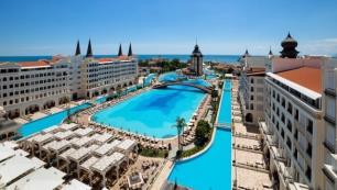 Akdenizin ihtişamı Titanic Mardan Palace bu yaz sizinle!
