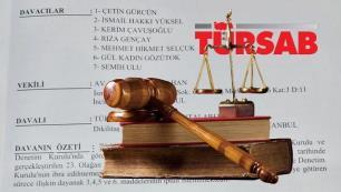 Aklanamayan TÜRSAB eski yönetimi dava açtı, mahkeme incelemeden reddetti