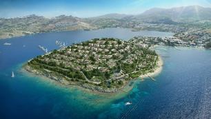 Aksoy Holding Epique Island projesinde 50 suitlik otel yapıyor!