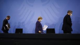 Almanyada kritik gün yarın!