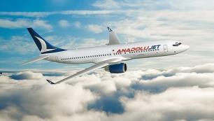 Anadolujet İzmirden yeni yurtdışı rotasına uçacak