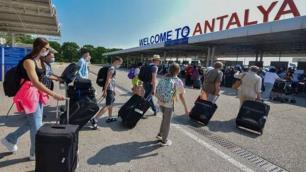 Antalya 17 günde kaç Rus turist ağırladı?