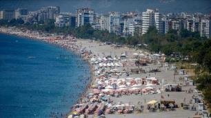 Antalya 2019da kaç turist ağırladı?