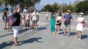 Antalya aylar sonra bir ilki yaşadı