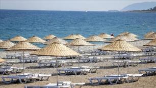 Antalyanın yeni ücretsiz plajı açıldı