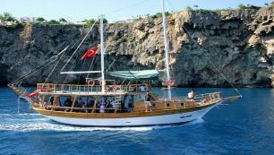 Antalyada denizde ve karada, tüm turlar durduruldu