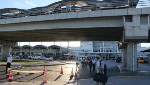 Antalya Havalimanında turistin acı ölümü!